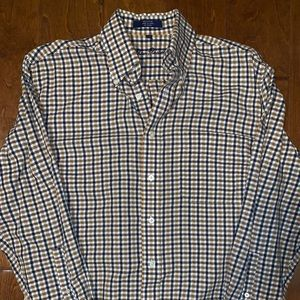 Alan Flusser size medium men's shirt